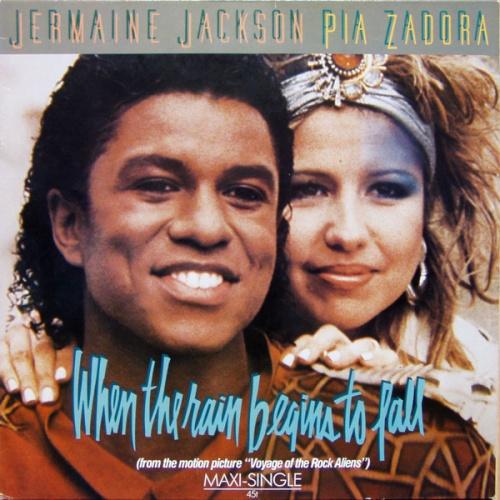 * Jermaine Jackson & Pia Zadora