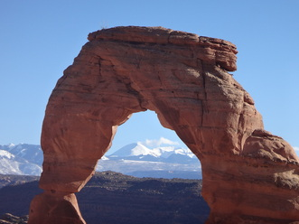 - Arches National Park