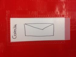 Cahier de messages