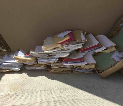 Lettre aux auteurs qui ont envoyé un manuscrit aux éditions