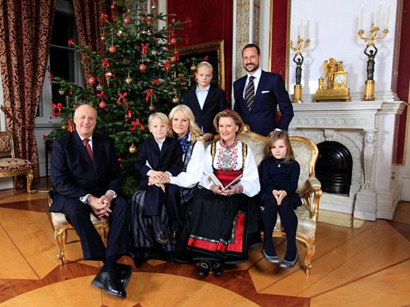 Famille royale danoise