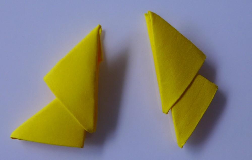 Débuter en origami modulaire...