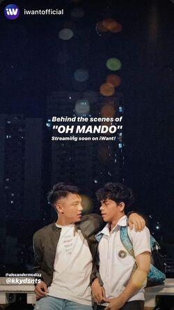 Oh Mando