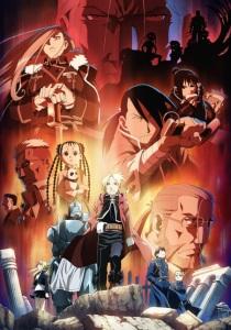 Fullmetal Alchemist Brotherhood 01 vostfr