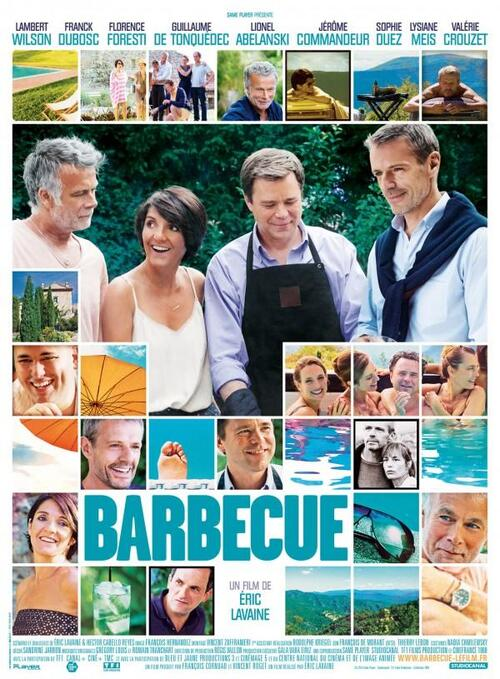 """Bonsoir a l'honneur : """" Barbecue """""""