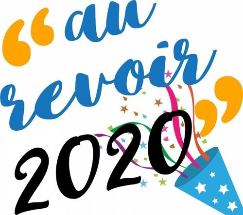 Bon réveillon 2020