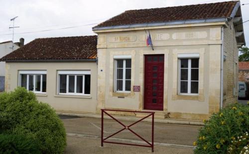 Charente-Maritime - Saint-Simon-de-Pellouaille