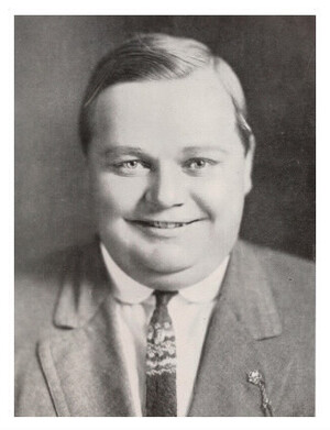 "Roscoe ""Fatty"" Arbuckle (1887- 1933)"