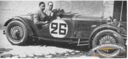 Le Mans 1931 Abandons