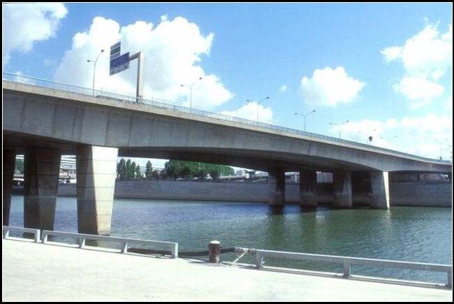 Pont  Amont du Périphérique