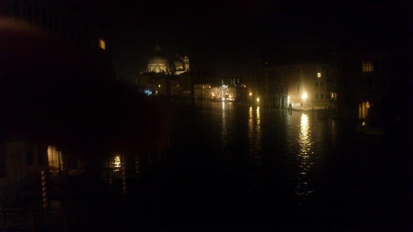 Venise la nuit,