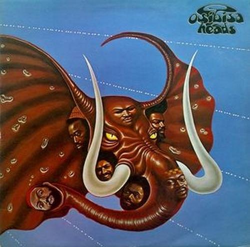 "1972 : Album "" Heads "" MCA Records MDKS 8007 [ UK ]"