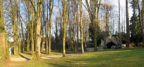 Domaine marial à Sugny