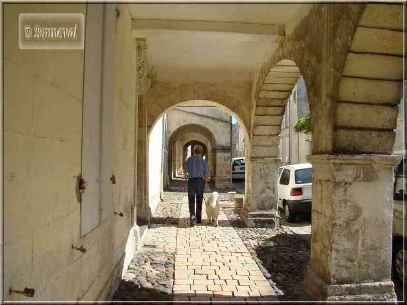 La Rochelle rue de l'Escale