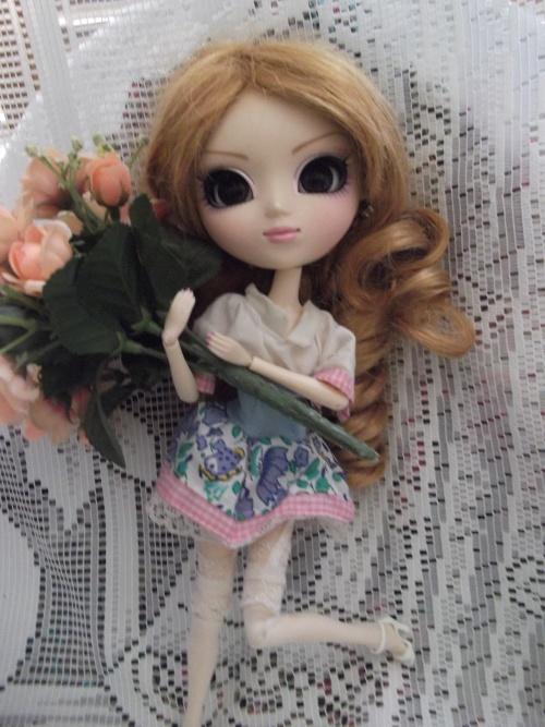 5-Fleur et dentelle