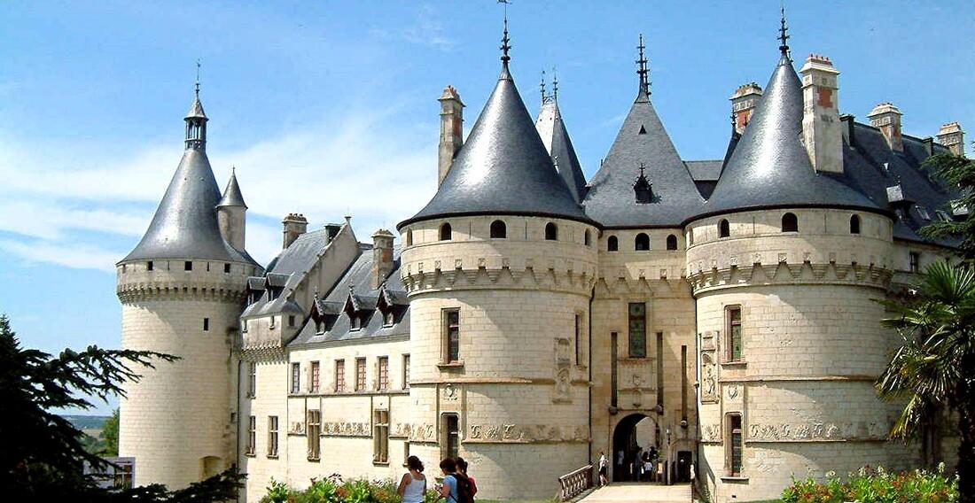 1.Chaumont sur Loire