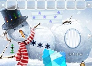 Jouer à Winter snowman escape