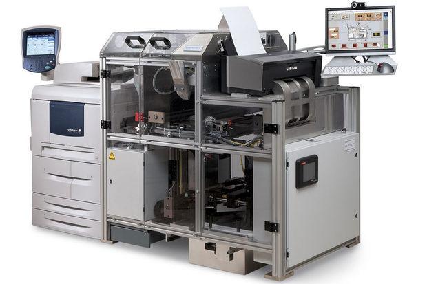 La machine qui pourrait bien révolutionner le livre imprimé
