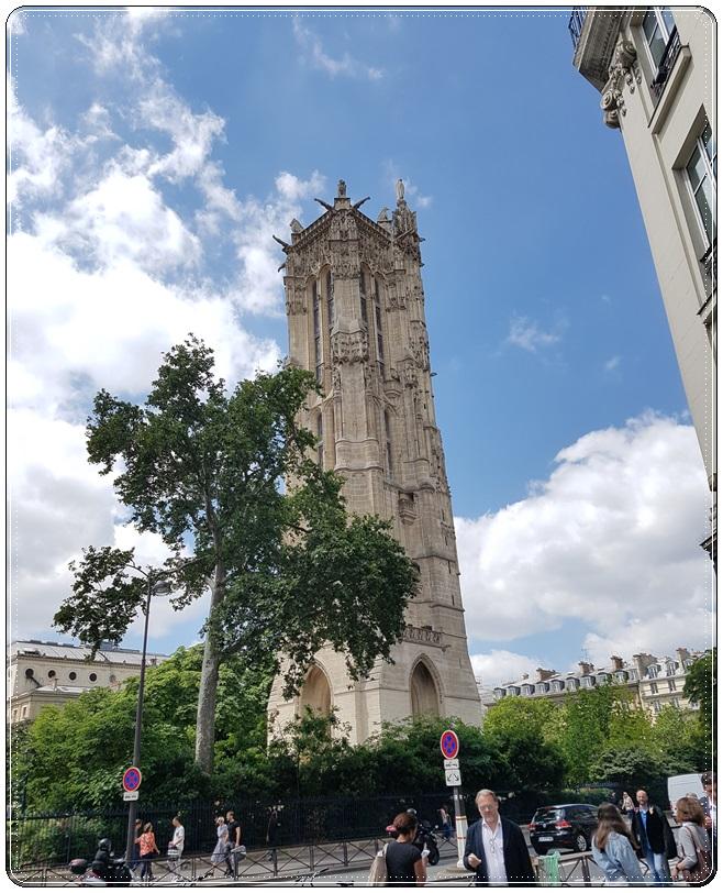 Une petite virée à Paris