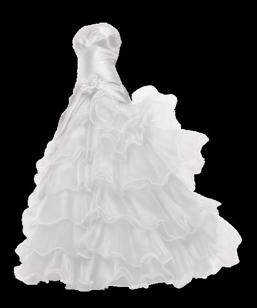 Tubes robes de mariage