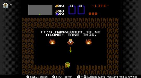 The Legend of Zelda - Master Sword
