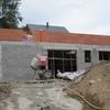 elévation des murs en briques 001