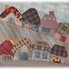 Panneau Petites maisons
