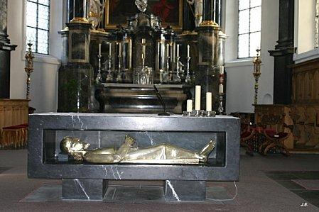 Miracle Eucharistique Suisse saint Nicholas de Flüe 1417