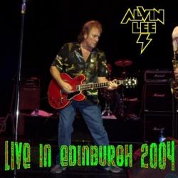 ALVIN LEE - Live In Edinburgh 2004