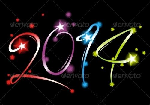 Bonne et sainte année 2014 aux lecteurs de ce blogue !