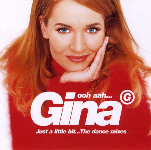 GINA G - Ti Amo  (Chansons espagnoles)