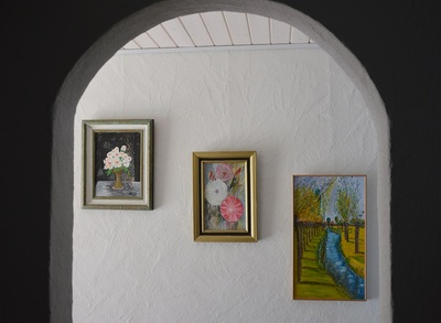 ☼ Gilbert Egger artiste peintre Courtaman/Courtepin - Fribourg Suisse