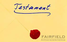 """Résultat de recherche d'images pour """"testament authentique"""""""