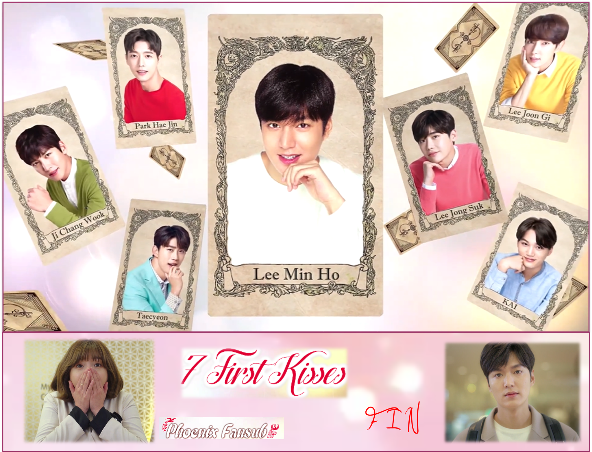 Seven First Kisses / First Kiss For The Seventh Time - Épisode 09 - VOSTFR - FIN - BONUS - Lee Min Ho - 8
