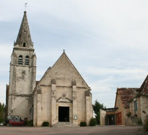 Eglise Martizay