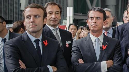 - Sécurité : le programme très vallsiste d'Emmanuel Macron