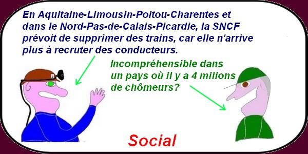 social SNCF