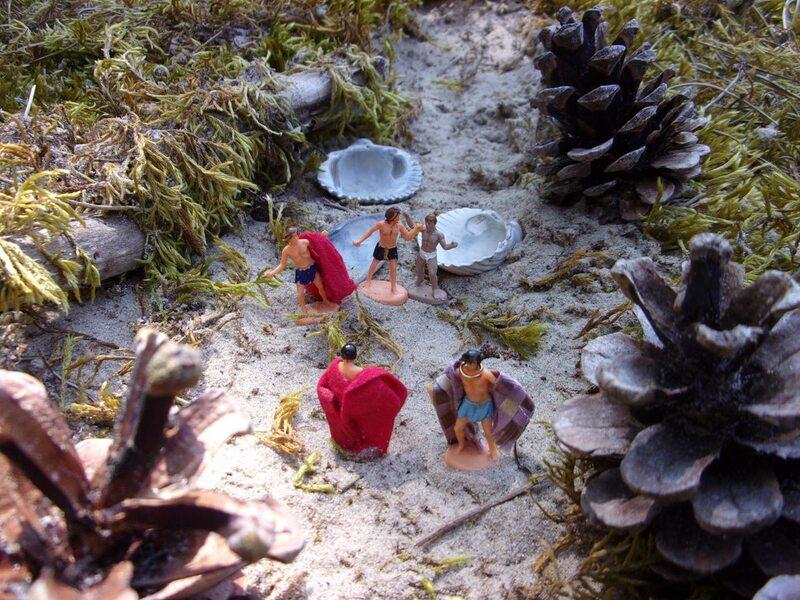 Acte 3 : Catudila découvre l'Authiegane. Et l'Authiegane découvre Catudila