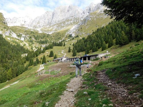 3/09/2017 Colle della Presolana Val Seriana BG Lombardia Italie