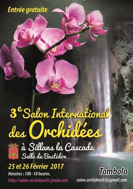 """Résultat de recherche d'images pour """"fête des orchidées Sillans"""""""