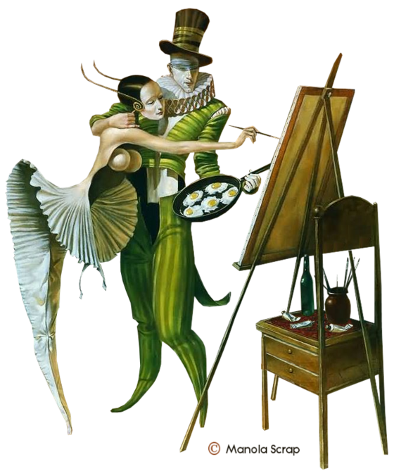 Tubes Michael Cheval 5