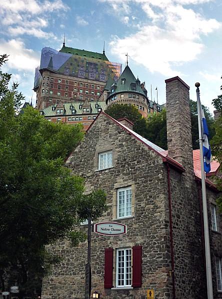 Québec rue Notre-Dame c