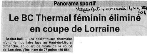 Coupe de Lorraine