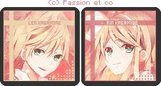 ♔ Rin ♥ Len ♔