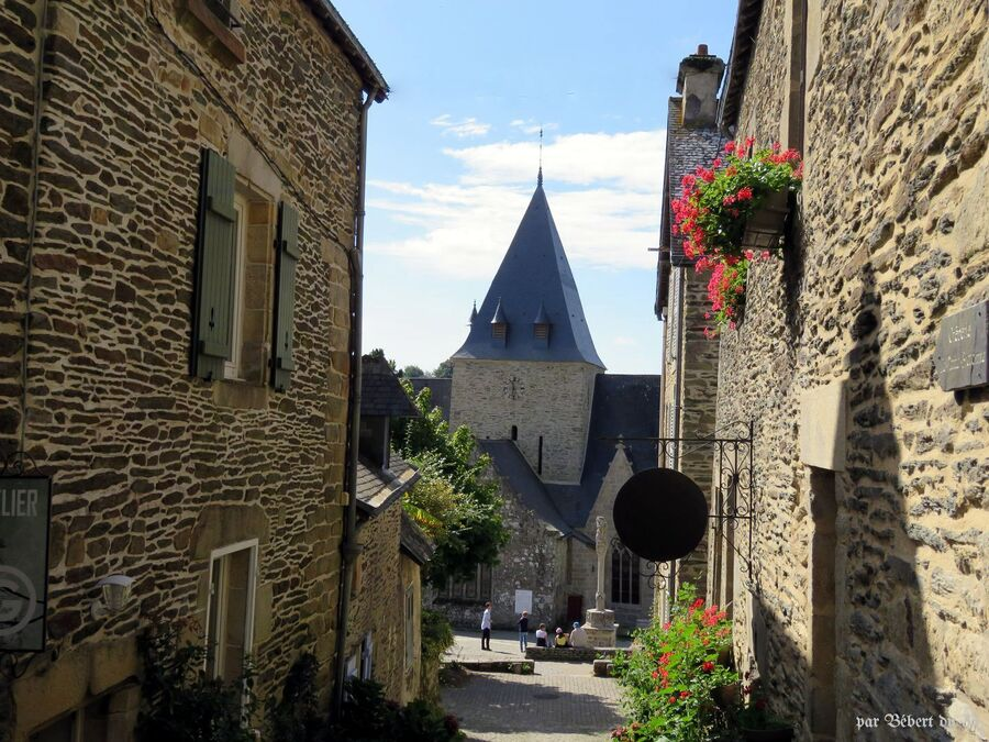 Rochefort en Terre (56)