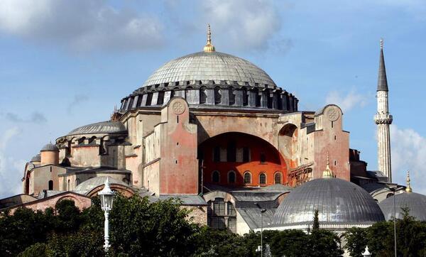 Sainte Sophie : mosquée pour 30 jours...
