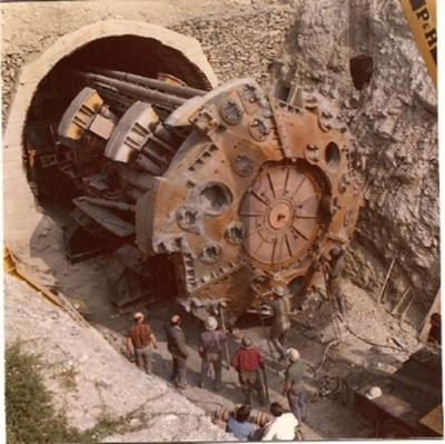 Gothard Base Tunnel. Le plus long tunnel du monde
