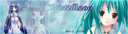 Thème de Christelle200
