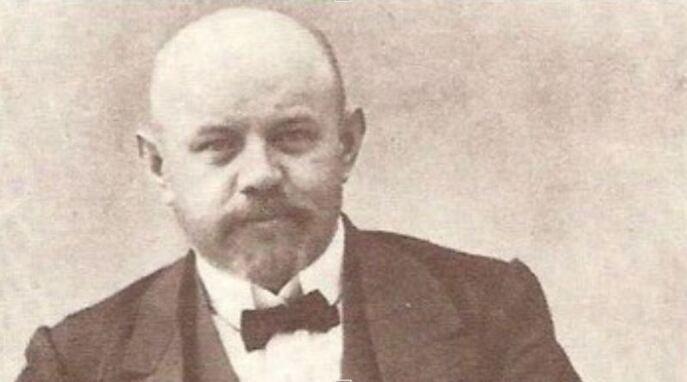 Von Sebottendorf, le fondateur de l'ordre de Thule