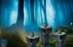 Jouer à Magic forest escape 2